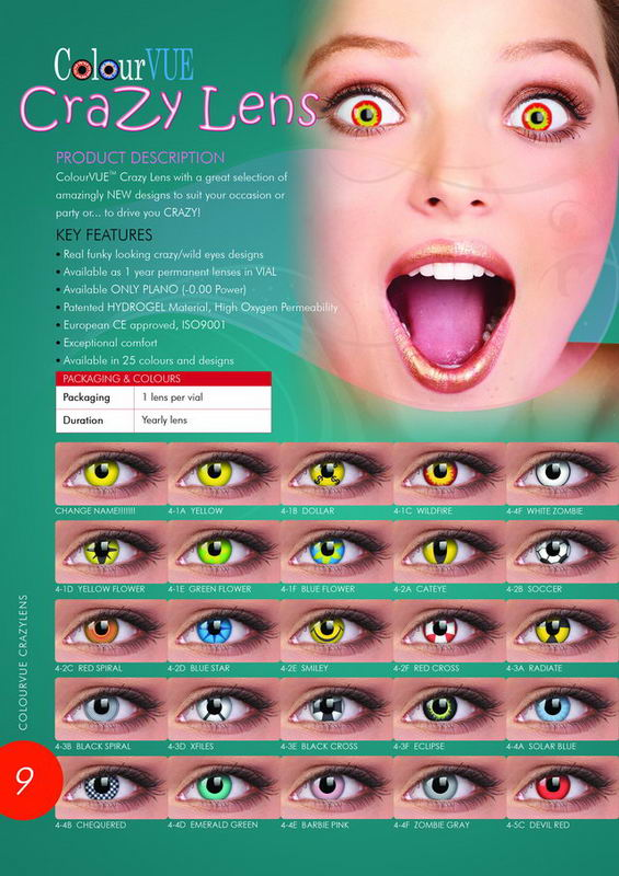 Látásjavítás  színes kontaktlencse - te bevállalod  (kép) 25912df5b8