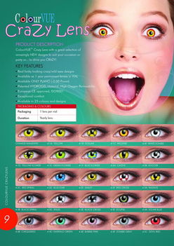 színes kontaktlencse - te bevállalod?