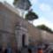 Vatikán, a múzeum régi bejárata