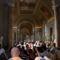Vatikáni Múzeum, indul a tömeg a Sixtus kápolna felé