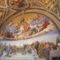 Vatikáni Múzeum, Raffaello stanzái(Az oltáriszentség disputája)