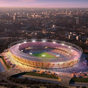 London 2010 Olimpiai Stadion