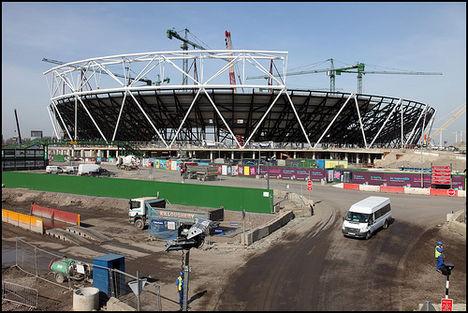 London 2012 Olimpiai Stadion
