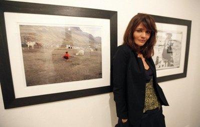 a dán fotóművész perui fotói kiállítása