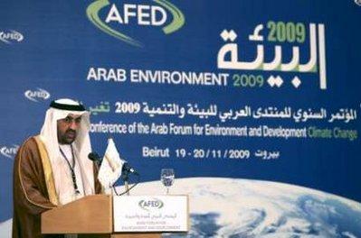 arab államok és a víz