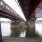 Déli Összekötő-híd és a Lágymányosi híd
