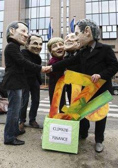 EU politikai egyezség a környezetvédelem felett