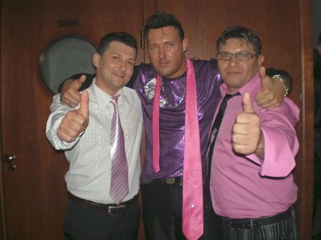 Jolly és a Románcok Band(Bandyka és Muky)