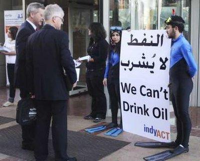 libanoni aktivisták