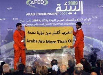 libanoni aktivisták felhívása: az arab országog nem csak olaj
