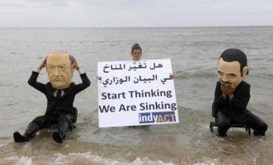 libanoniak a felmelegedés ellen