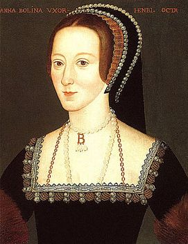Boleyn Anna - a második feleség