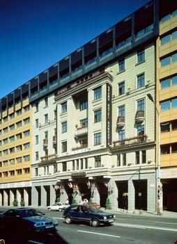 BW Hotel Hungaria