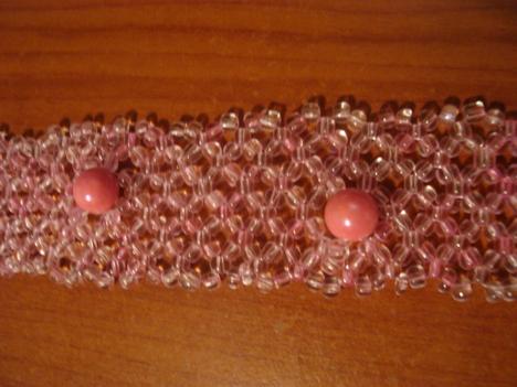 rózsaszín bogyós
