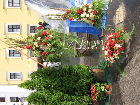 virágkiállítás