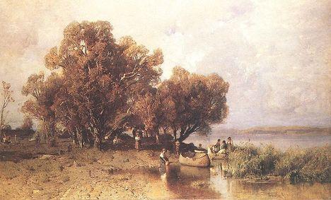 Balatoni_halásztanya_Mészöly_Géza