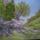 Sziklás táj- Feszitett vászon-akryl