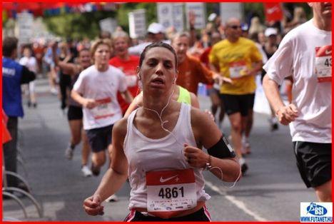 nike félmaraton 2009.