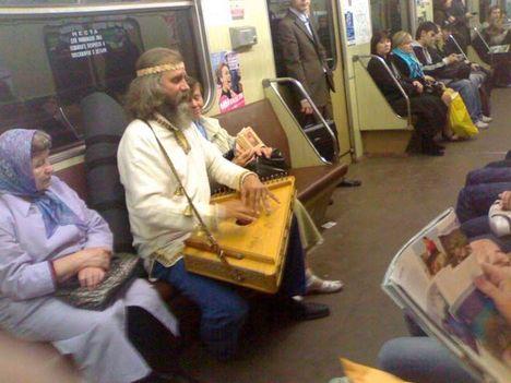Utazás a moszkvai metróban 36