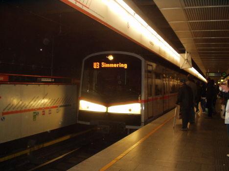 Bécsi metró