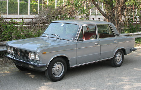 FIAT 125 Special (1967)