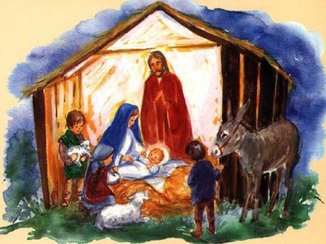 Jézus születésének örüljünk..