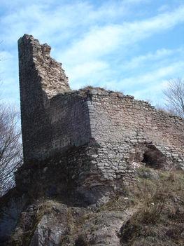 Balvanyos var csonka tornya