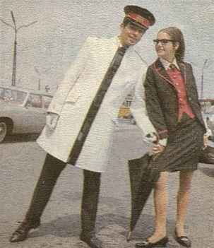 Szécsi Pál, Pogány Klára 1967.