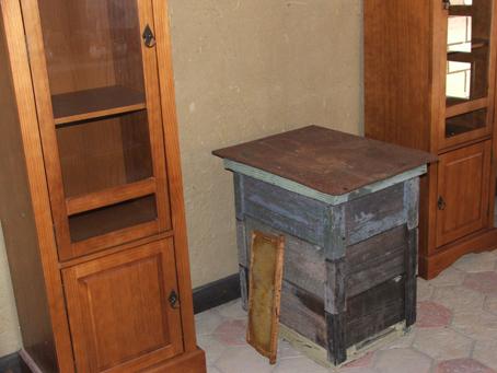 Óváros + méhész háza 09 - régi kaptár