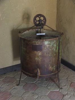 Óváros + méhész háza 10 - régi pergető