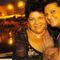 Bangó Margit lányával