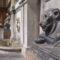 Vatikáni Múzeum, egyiptomi oroszlánok