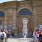 Vatikáni Múzeum, udvarrészlet