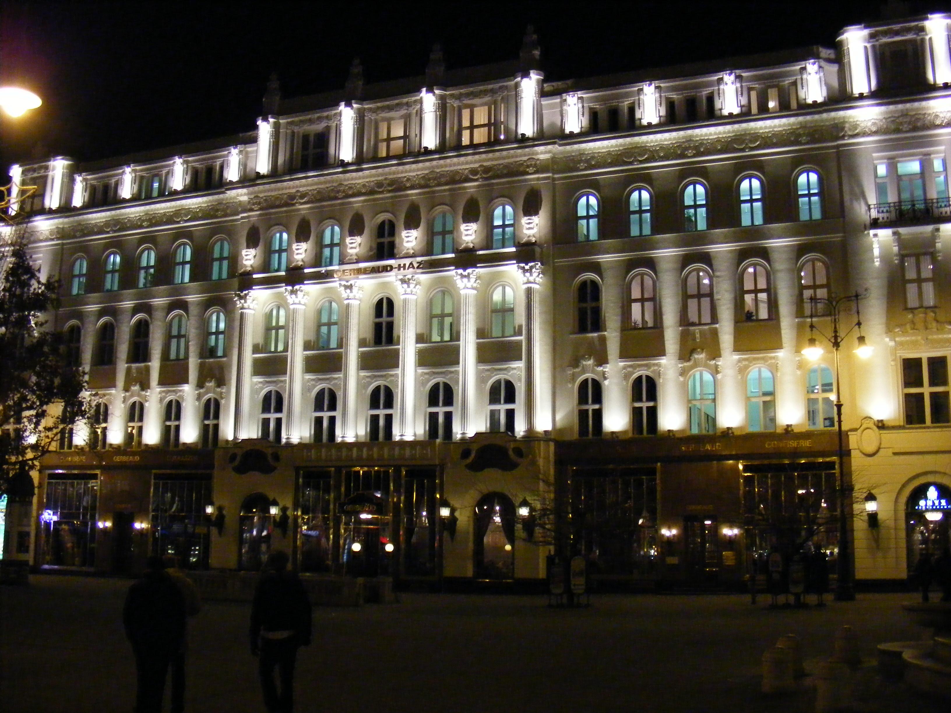 Casino Club Vorosmarty Ter
