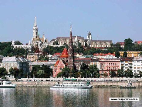 Budai Vár és a Dunapart,Budapest