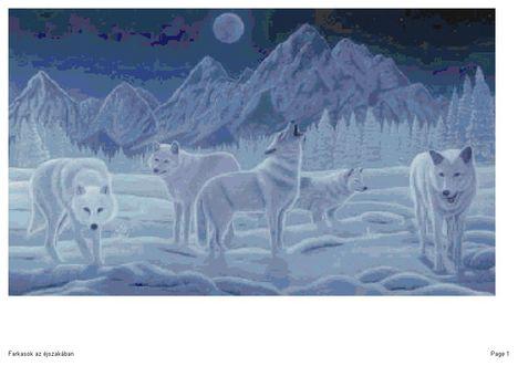 Farkasok az éjszakában