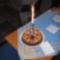 Dió torta + 2 szülinap