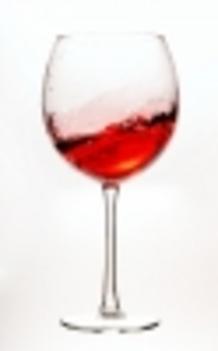 egy pohár bor