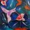Fercsik Edit-Kolibri virággal