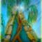 Gellér Erzsébet festménye 10