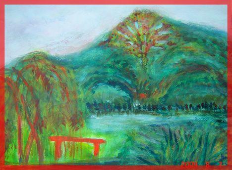 Gellér Erzsébet festménye 32