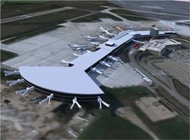 a nemzetközi repülőtér