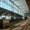 a nemzetközi repülőtér épülete