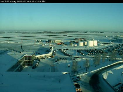 a reptér a rekordhideg napon: 2009.12.13