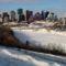az 1 millió lakosú Edmonton City