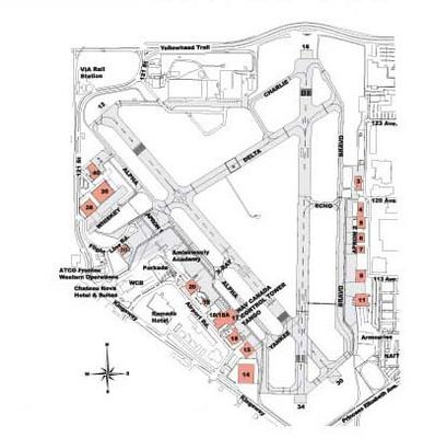 liszt ferenc reptér térkép Ferihegy repülőtér: térkép (kép)
