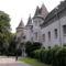 A Károlyi kastély Nagykárolyban,itt kezték el a béketárgyalásokat a Rákóczi szabadságharc befejezése előtt