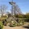 A mMosonmagyaróvári 56-os sortűz áldozatainak emlékműve