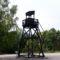 A recski tábor őrtornya