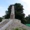 Az aradi vértanúk sírja feletti emlékmű Aradon, a kivégzés helyén